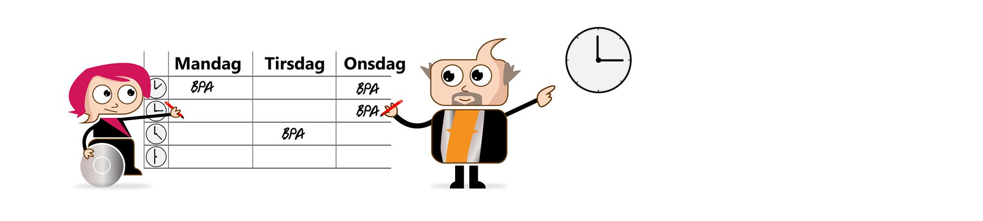 Illustrasjon til test del 9 - Snakk om BPA